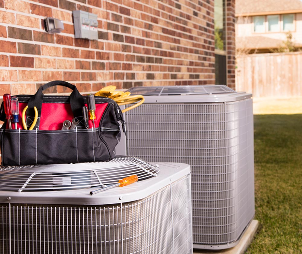 Aircondition and Heating Repair Website